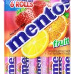 Mentos Chewy Mint Candy Roll, Fruit (Pack of 6) as low as $3.06! ($0.51 each)