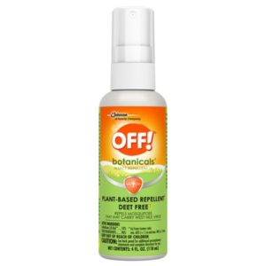Walmart: OFF! Botanicals Insect Repellent Only $2.20!