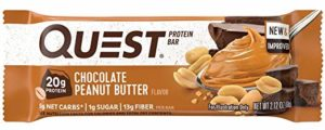 Quest Nutrition Chocolate Peanut Butter Protein Bar, 12 count as low as $14.27 Shipped!