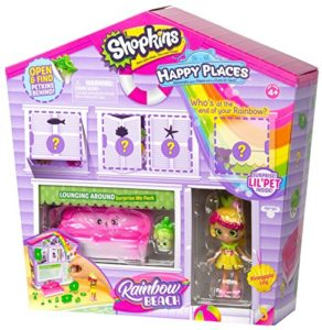 Shopkins Happy Places Rainbow Beach Furniture Set was $14.99, NOW $7.47!