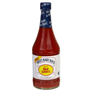 Target: Sweet Baby Ray's Hot Sauce Only $0.50!