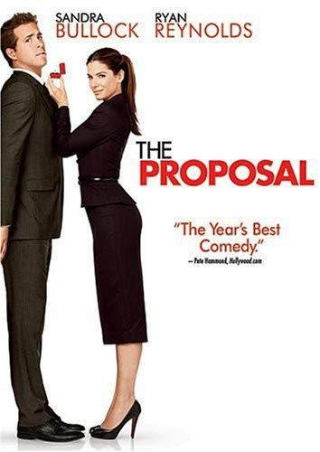 The Proposal on DVD Only $3.99!