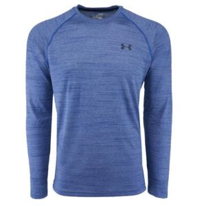 Under Armour Men's Performance Long Sleeve Loose Fit Tech Tee Only $19.99 Shipped!
