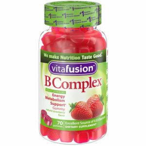 Vitafusion B Complex Gummy Vitamins, 70 ct as low as $2.74 Shipped!