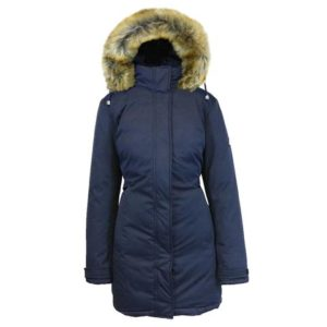 Women's Heavyweight Parka Jacket With Detachable Hood was $215, NOW $60!