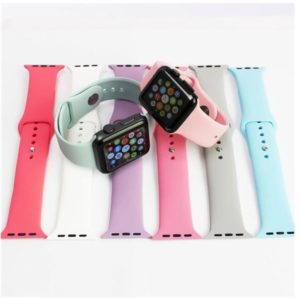 Apple Watch Silicone Band Only $7.49 + FREE Shipping!