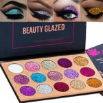 Beauty Glazed 15 Colors Glitter Eyeshadow Palette