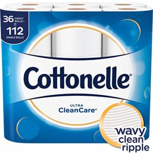 Sam's Club: Cottonelle Ultra Toilet Paper as low as $17.23!