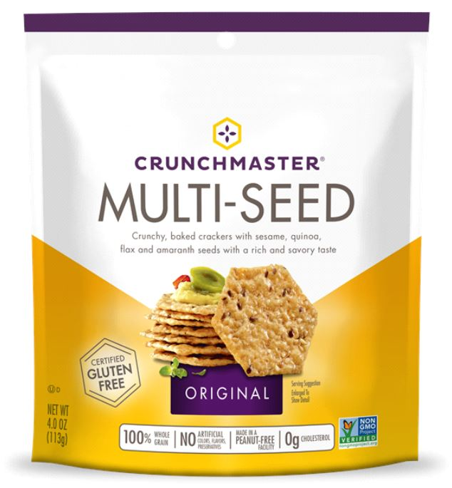 Meijer: Crunchmaster Crackers Only $0.50!