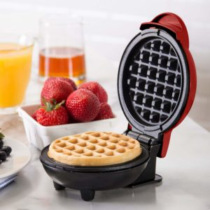 Dash Mini Waffle Maker Only $9.99!