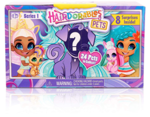 Hairdorables Pets Set – Series 1 Only $6.99!