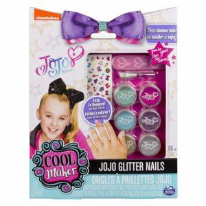 JoJo Siwa Glitter Manicure Kit Only $5.99!