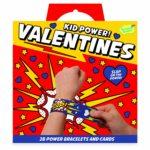 Kid Power Bracelet Valentines - 28 Card Pack - $10.99!