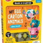 Klutz My Egg Carton Animals Craft Kit Only $8.71!