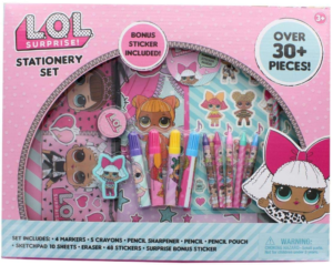 L.O.L. Surprise! Stationary Set Only $9.99!