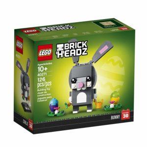 LEGO BrickHeadz Easter Bunny Building Kit Only $9.99!