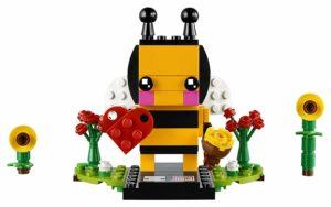 LEGO BrickHeadz Valentine's Bee Only $5.99!