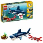 LEGO Creator 3in1 Deep Sea Creatures Building Kit Only $12.29!