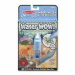 Melissa & Doug On the Go Water Wow! Under the Sea Reusable Water-Reveal Activity Pad Only $3.59!