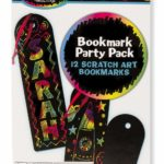 Melissa & Doug Scratch Art Bookmark Party Pack Activity Kit Only $4.75!
