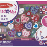 Melissa & Doug Sweet Hearts Wooden Bead Set Only $7.74!