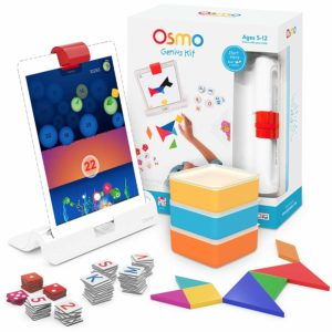 Osmo Genius Kit for iPad was $99.99, NOW $59.99! Great for Teachers or Elementary Age Kids!