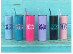 Personalized Stainless Steel Tumblers was $35, NOW $13.99!