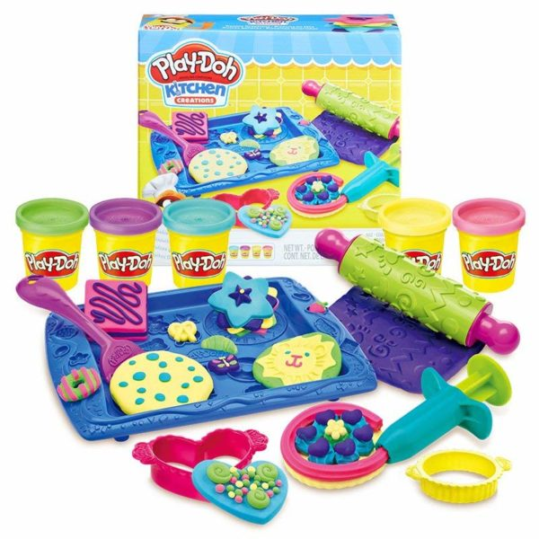 Play-Doh Sweet Shoppe Cookie Creations Set