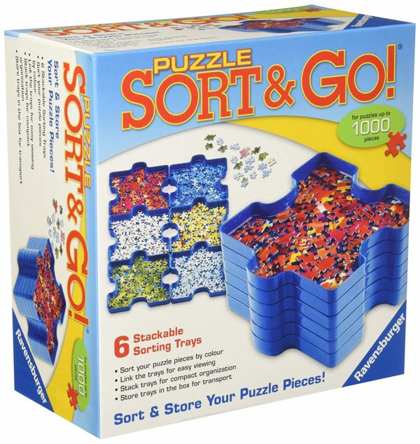Sort and Go Jigsaw Puzzle Accessory