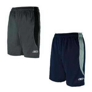 Reebok Men's Two-Toned Athletic Performance Mesh Shorts – BOGO FREE – $6.50 each Shipped!