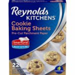 Reynolds Kitchens Cookie Baking Parchment Paper Sheets as low as $2.60!