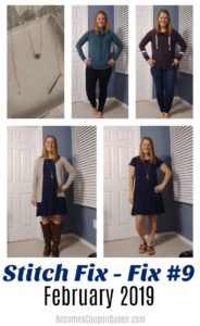 Stitch Fix – Fix #9 Review