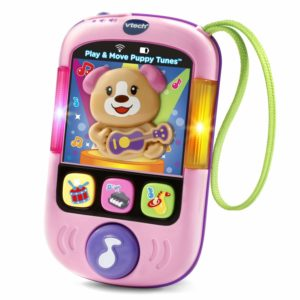 VTech Play & Move Puppy Tunes Only $6.93!