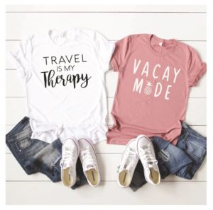 Vacation Tees – was $29.99, NOW $13.99!
