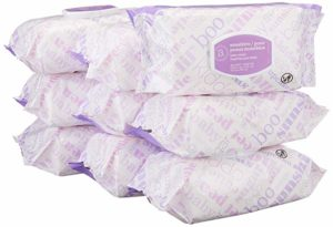 Amazon Elements Sensitive Baby Wipes 720 Count as low as $15.29 – $0.02 per Wipe!