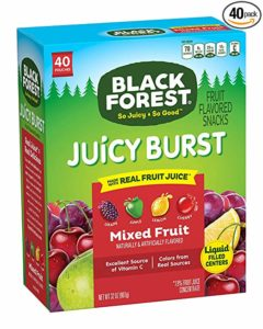 Black Forest Fruit Snacks Juicy Bursts 40 Count as low as $5.07!