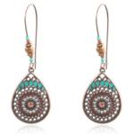 Bohemian Water Drop Earrings Only $4.37!