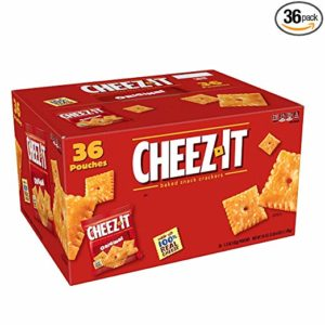 Cheez-It Baked Snack Cheese Crackers, Pack of 36 as low as $7.19 Shipped!