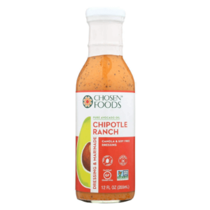 Kroger: Chosen Foods Dressing & Marinade Only $3.49! (reg. $6.99)