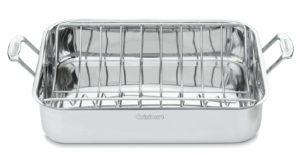 Cuisinart Chef's Classic Stainless Roaster with Rack Only $32.99!