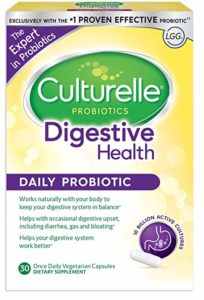 Culturelle Daily Probiotic, 30 count as low as $5.84!