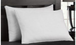 DownSupply Overstuffed Side and Back Sleeper Gel Fiber Pillows as low as $14.99!