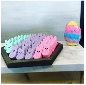 Easter Bath Bombs, Set of 6 was $18, NOW $10.99!