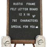 Felt Letter Board 12 x 16 Only $16.78!