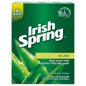 Walmart: Irish Spring Bar Soap, 8 count Only $1.97!