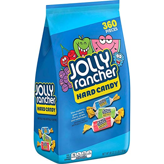 Jolly Rancher Hard Candy 5-Pound Bag as low as $9.34!
