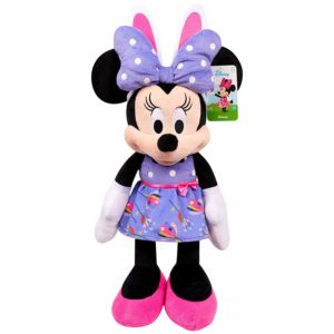 Large Easter Mickey or Minnie Plush Toy Only $8.99!