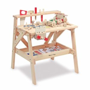 Melissa & Doug Wooden Project Workbench – $48.99 Shipped! (reg. $99.99)