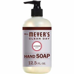 Mrs. Meyer's Clean Day Liquid Hand Soap as low as $2.14!