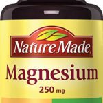 Nature Made Magnesium 250 mg Tablets 100 Ct Only $3.40!